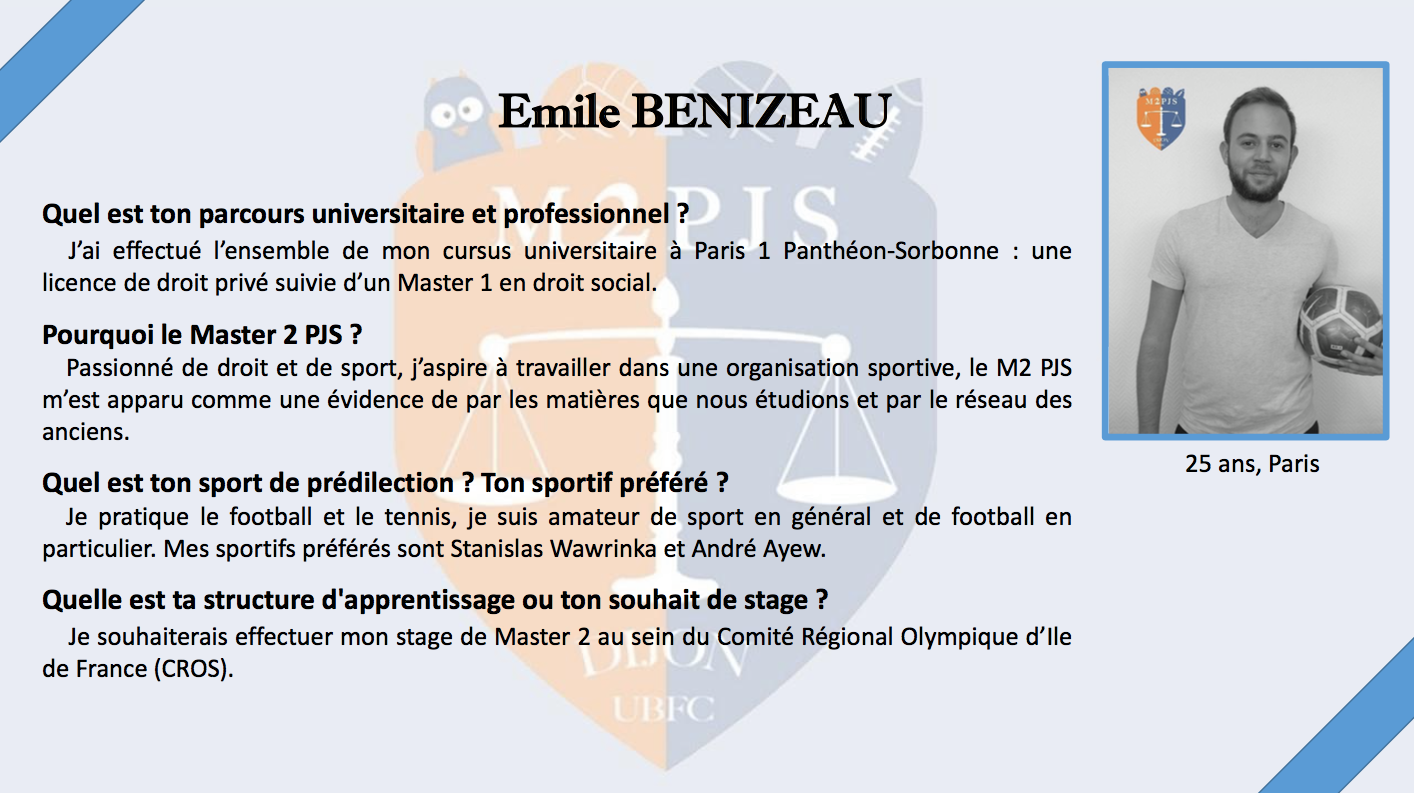 Benizeau