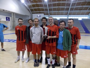 Lex Sportiva remporte le Tournoi de football masculin