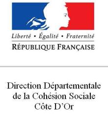Direction départementale déléguée de la cohésion sociale de la Côte d'Or